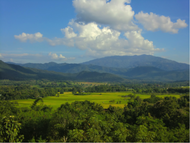 Pai Thailand Countryside